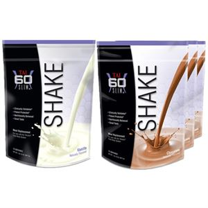 Picture of Shape Pack 2 (3 Chocolate, 1 Vanilla SHAKEs)